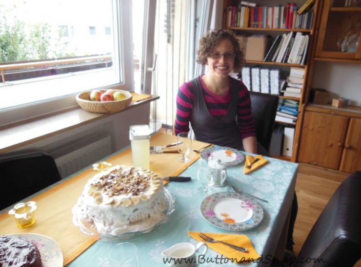Banoffee Ice Cream Cake Eierlikör Cake