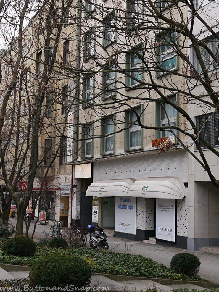 Berger Storefront