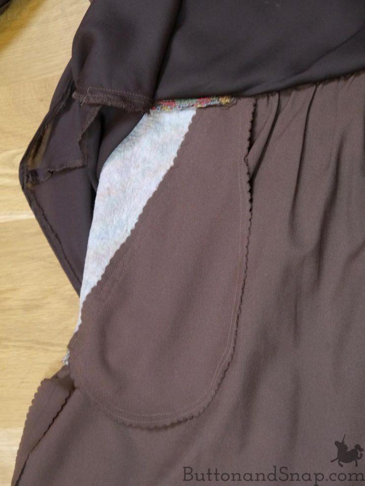 Promod_Inspired_Dress_Flat_Pockets_1