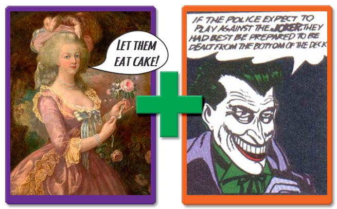 Marie-plus-Joker